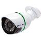 """TSi-Ple11FA (3.6) IP видеокамера для видеоверификации уличная цилиндрическая с ИК подсветкой в магазине """"Проводник"""""""