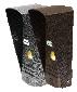 Антивандальная вызывная панель видеодомофона с цветным модулем видеокамеры