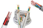 Кабельная продукция: кабель видеонаблюдения, кабель для систем сигнализации, провод силовой